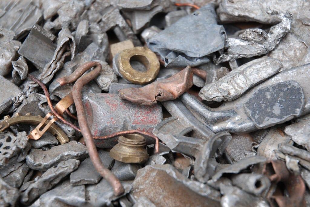metalsortering fra steinert